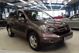 Honda CR-V I-VTEC SE PLUS (sparkling bronze metallic) 2012