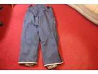 No Fear men's ski pants