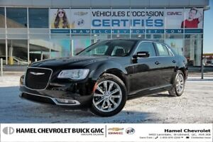 2018 Chrysler 300 AWD TOURING (4X4) + CUIR