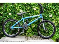 """WeThePeople Nova 18"""", cool childs first BMX bike (age 6-10), small wheels, tough cycle. £175 new."""