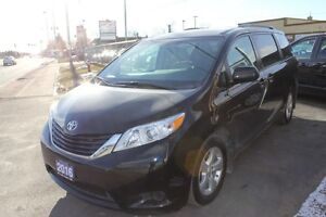 2016 Toyota Sienna LE 8 Passenger Power Doors Previous Rental