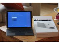Microsoft Surface Pro 4 Intel i5 128gb 4gb ram