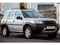 Land Rover Freelander 2.0 TD4 ES 5dr Low mileage AT tyres