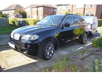 BMW X5 MSport 2009 - Twin Turbo, 7 Seat, Reversing Camera, Beige Heated Leather