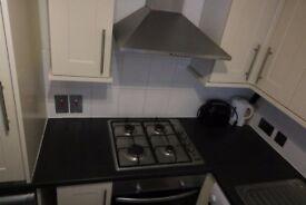 2 bedroom 2 bathroom flat long or shortlet near south kensington station