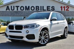 2014 BMW X5 xDrive 35i M-package / GPS / Toit pano