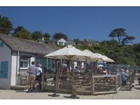 Beach cafe chef/cook. No splits shifts, little evening work and time off to do other things.