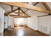 ****Stunning office/studio loft space located in the heart of the Old City****