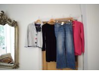 Girls clothes ZARA,NEXT,GAP ETC age 11 - 12 - 13 years dresses tops jeans