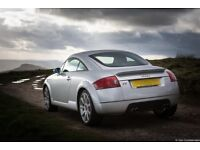 Powerflow Sports Exhaust for Audi TT MK1.