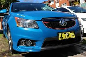 2012 Holden Cruze Hatchback Turbo (World's Top 10 Most Selling) Ashfield Ashfield Area Preview