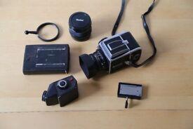 Hasselblad 500C/M medium format camera