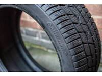 Continental Winter Tyres 235/40 R18 TS830P