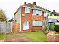 Beautiful Spacious three bedroom Semi-Detached House to rent in Ever popular Barnfield Avenue