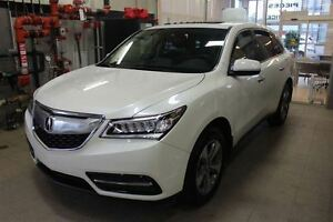 2014 Acura MDX SH-AWD 6-Spd AT CUIR+TOIT+CAMÉRA+BLUETOOTH
