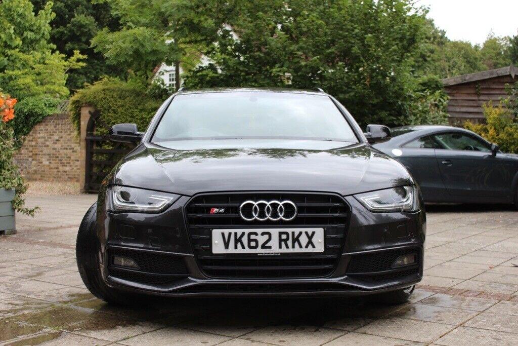 Audi S4, Estate, 3.0 TFSI V6 S Tronic Quattro, Black Edition, 2012, Semi-Auto, 2995 (cc), 5 doors