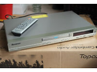 Pioneer DV-360-s DVD Player. Excellent working condition, remote & power lead