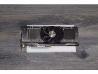 4gb GeForce GTX 690 dual gpu