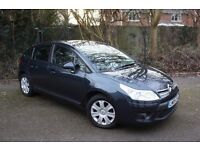 2009 Citroen C4 VTi 1.6i SX - Only 30,000 miles! - Full Service History - Lady Owner