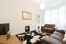 1 Bedroom furnished flat in Partick