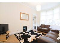 1 Bedroom furnished flat in Partick