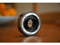 Canon EF Extender 1.4x Converter extender/teleconvertor