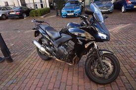 Honda CBF 1000 FA - black - ABS - Dec 2011 - excellent conditions - a great bike