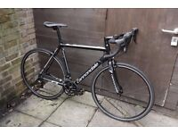 Road bicycle CANNONDALE CAAD 8 original receipt including 550£ rrp