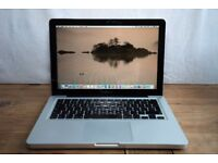 MacBook Pro 13 Refurbished - 2.4ghz i5, 8GB Ram, 120GB SSD, NEW Battery