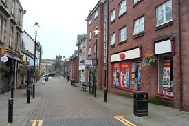 2 Bedroom Flat in Alloa Town centre. DG Newly Refurbished, Clackmannanshire FK, Near Stirling