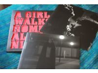 A Girl Walks Home Alone At Night Soundtrack || 2-Disc Vinyl