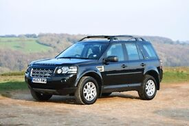 Land Rover - Freelander 2 2.2 Td4 - High Specification