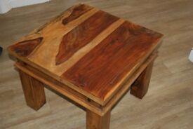 Jali/Sheesham Indian Hardwood Coffee Table