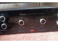 McIntosh c36 Audio Control Centre Preamp