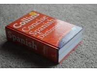 Spanish Hardback Dictionary