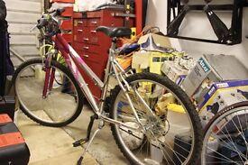Ammaco Ladies Mountaineering Bicycle.