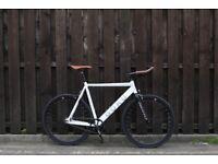 Special Offer GOKU cycles ALLOY / STEEL Frame Single speed road bike TRACK fixed gear bike WW6
