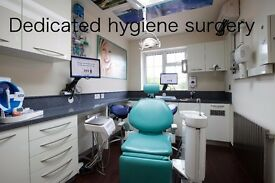 BURGESS HILL DENTAL - Exceptional hygienist/therapist wanted. Lovely patients. Nursing support.