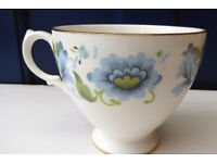 Vintage teacup. Bone china. Free if buying another item from us.