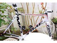 Time RXR Ulteam Carbon Raod Racing Bike Frame frameset 56cm was £5000 V.G.C.