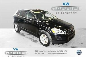 2013 Volvo XC60 T6 AWD VOLVO XC60, CUIR SIEGES ELECTRIQUE !!!