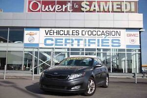 2013 Kia Optima EX Turbo + TOIT PANORAMIQUE+CUIR