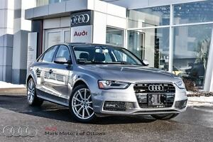 2016 Audi A4 2.0T Progressiv plus