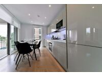 AMAZING 2 BED 2 BATH, LUXURY FLAT WITH BALCONY, CONCIERGE, RESIDENTS GYM IN ELEPHANT CASTLE, SE17