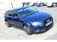 2011 AUDI A3 1.6 TDI SE 103BHP 5DR HATCHBACK * BLACK EDITION SPEC *( FINANCE & WARRANTY AVAILABLE)