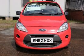 Ford KA 1.2 Petrol 2012