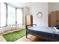 BIG DOUBLE / TWIN ROOM IN TURNPIKE LANE 188 PW*
