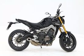 2015 Yamaha MT09 ABS --- Black Tag Sale Event--- PRICE PROMISE!!!