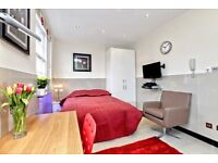 Top Luxury studio flat in marylebone, perfect for students and professionals. **CALL NOW TO VIEW**