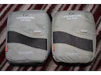 Trek Towels x 2, Lifeventure, Micro Fibre